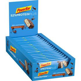 PowerBar ProteinPlus 52% Bar Boks 20 x 50g